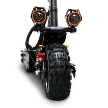 Dual Full Suspension 200KG Load Electro/Eletric/Elctric Scoter Hub Motor Dualtron Electric Scooter 3200W