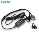 Car Charger with 2 USB Ports DC DC Converter 12V to 5V 3A USB Phone Charger Power Adapter