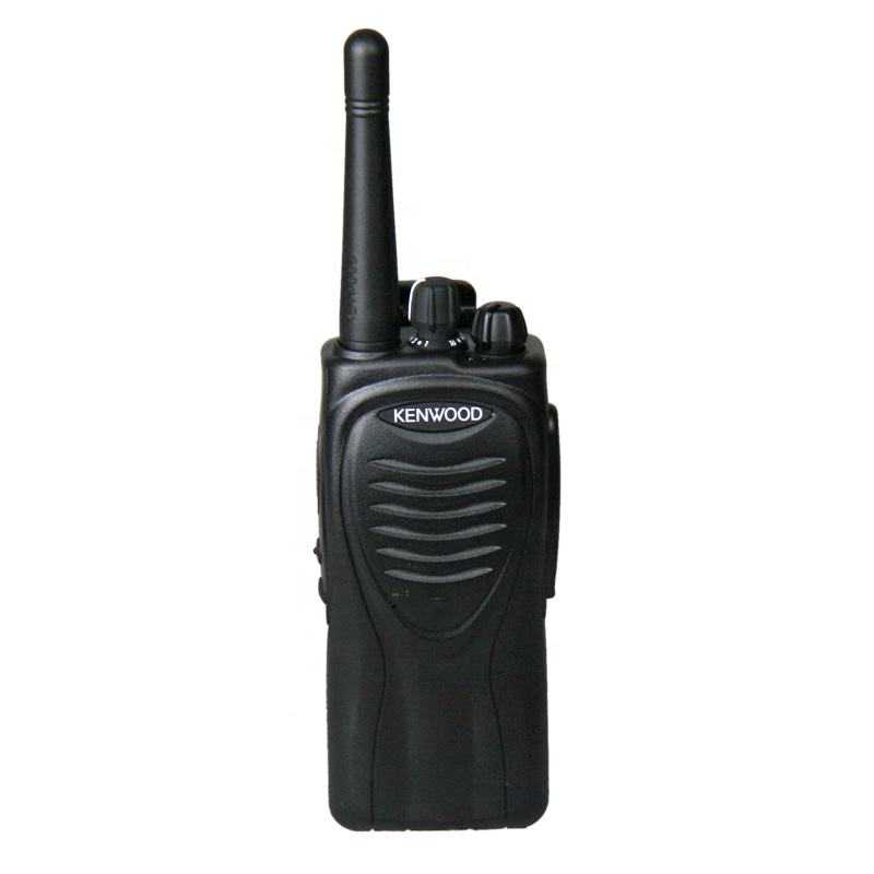 Dual Mode Digital & Analog Kenwood Walkie Talkie TK-3207 Kompak UHF Dua Cara Radio FM