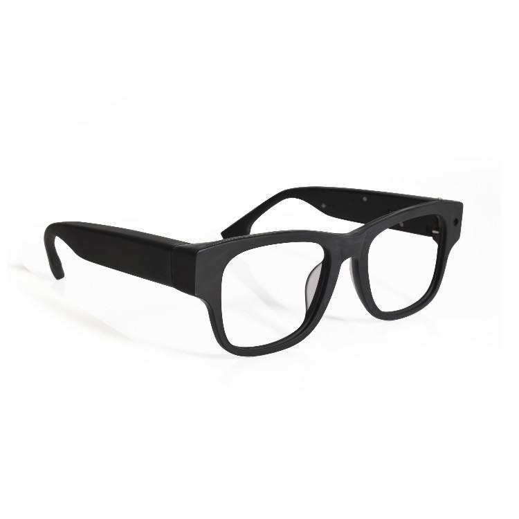 الصين المهنية WIFI النظارات لاسلكية جاسوس الكاميرا الخفية مع 5.0 ميجا بكسل CMOS الاستشعار