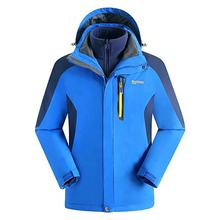 Fuzhou Fashion Flying Waterproof Snowboard Outdoor Clothing Winter Ski Jacket for Men