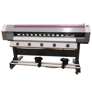 Guangzhou fabriek XP600 sticker afdrukken machine US $1600 Printer