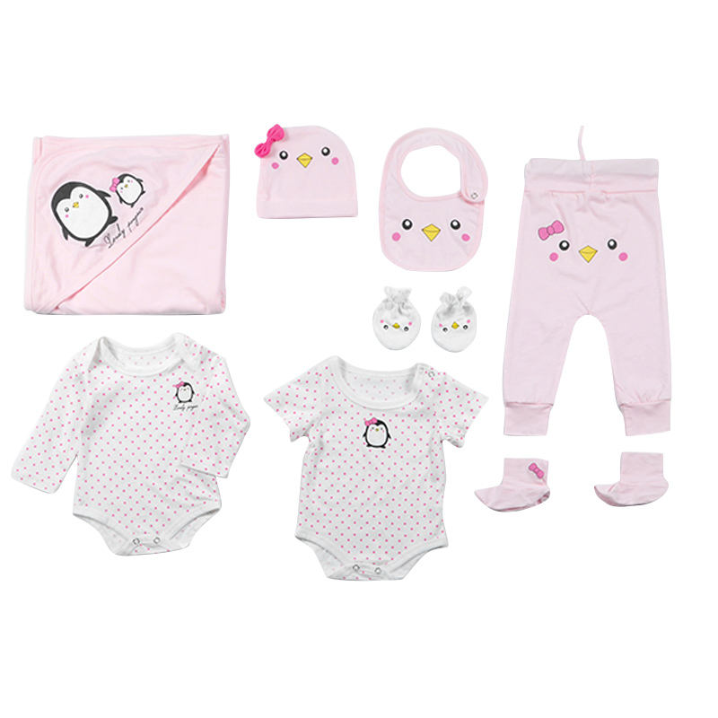 New Infant Clothes Gifts Sets 1 Month Newborn Clothing Baby Gift Set