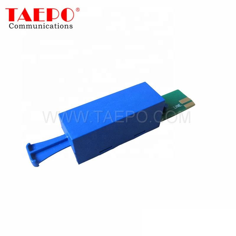 MDF Over POTS ADSL Splitter Cho 72 Cổng Splitter Block