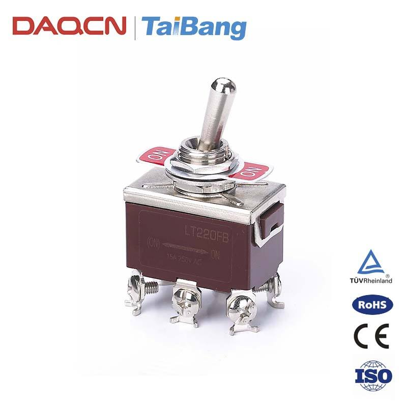 New product 3 position toggle switch