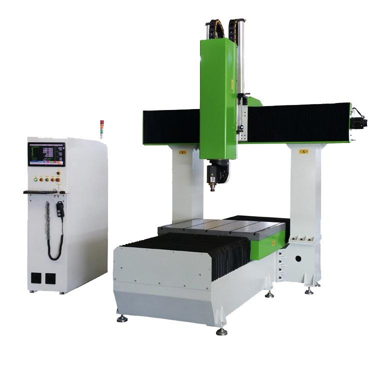 Competitive price Auto-tool-change cnc 5 Axis milling machine best wood router for acrylic