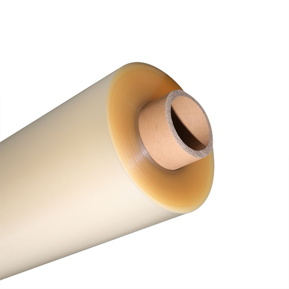 non-toxic wear resistant pvc wear layer film with different emboss