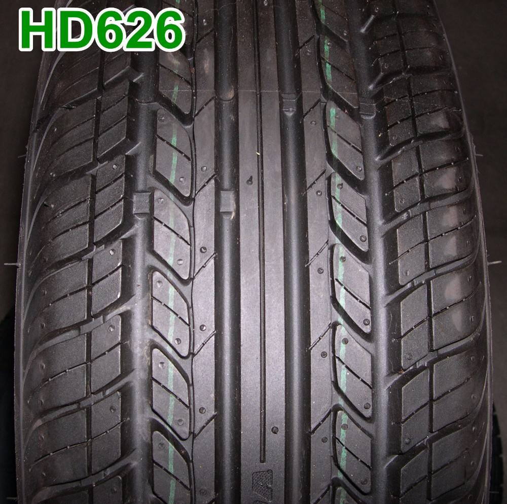 HAIDA brand Radial Tire Design and 16-20inch Diameter cheap car tyres