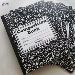 Daily Use 50 Sheets School Composition Book for American Student