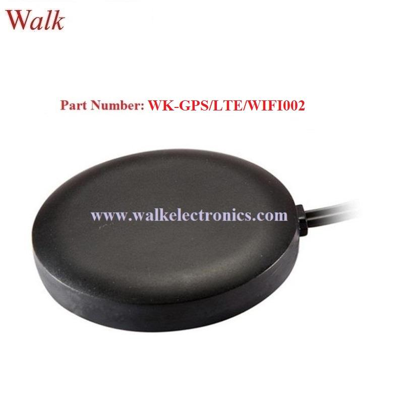 waterproof outdoor use magnetic mount GPS 4G LTE WIFI combo Antenna ip67 gps gsm 3g 4G LTE WIFI combined antenna