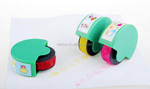 Nhựa DIY kids toy stamp toy