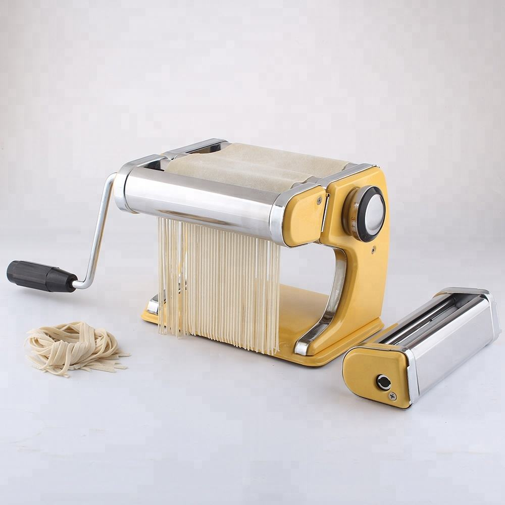 Manual Mini Noodle Making Machine with Pasta Roller