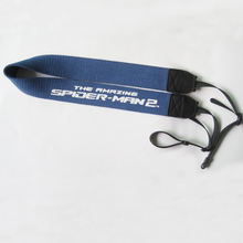 Polyester cotton custom camera strap