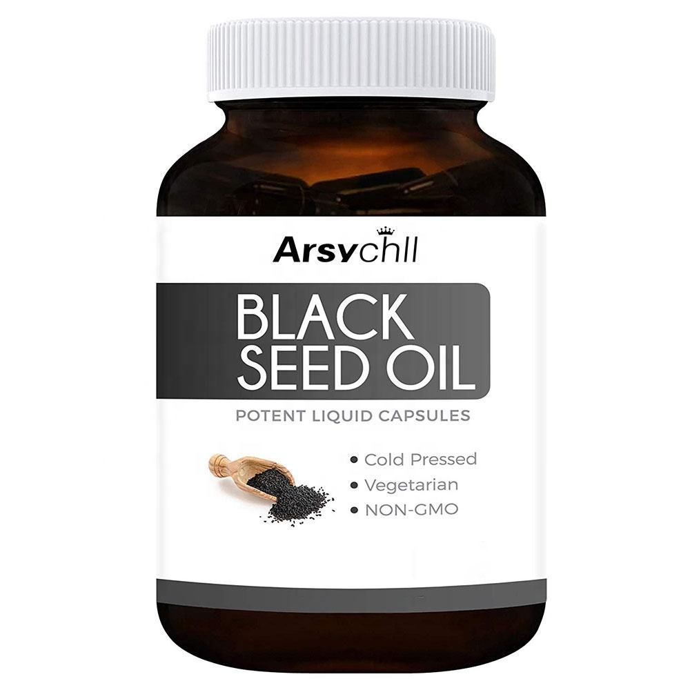 Best Quality Low Price cold press egypt Black Seed Essential Oil OEM