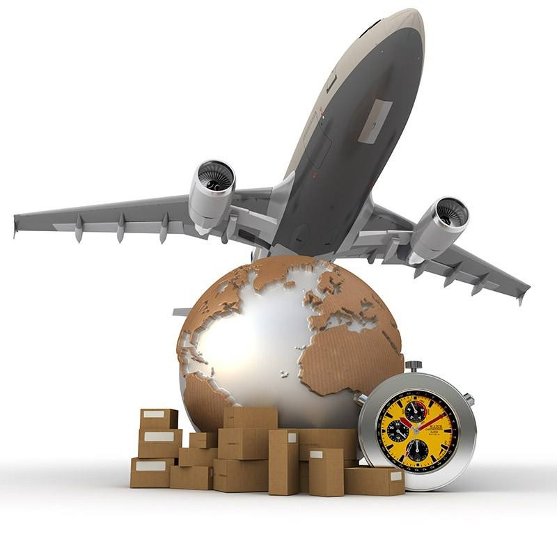 China to usa freight forwarding door to door service air cargo shipping company
