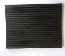 Chinese supplier rail rubber pad for concreting sleeper