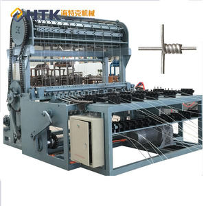 74 inch Height Grassland Field Fence Mesh Making Wire Weaving Machine