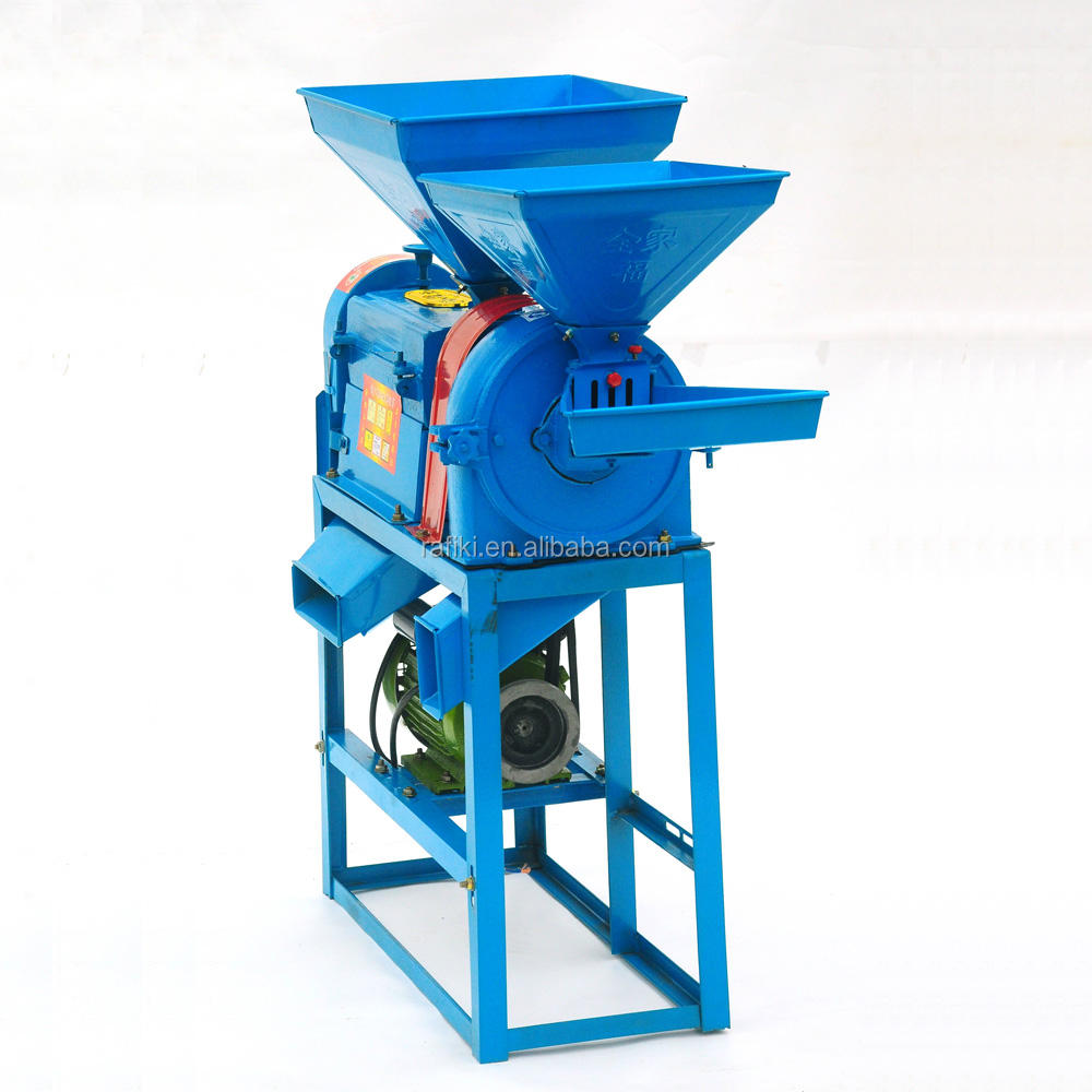 Automatic Rice Mill Machine for Sale / Mini Rice Mill