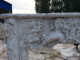 italian statuary marble electric fireplace surround