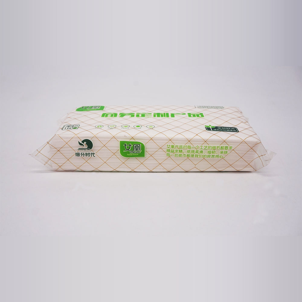 china small pack custom paper tissue