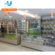 Mobile Phone Accessories Counter Display Phone Showroom Counter Design