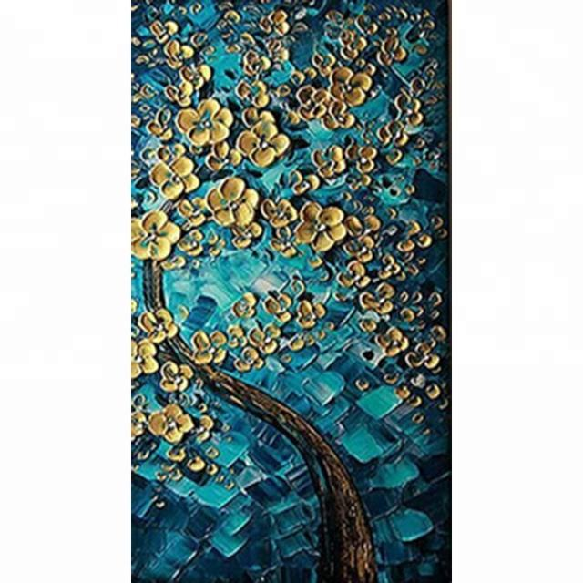 Modern Abstract Painting Canvas New Design Home Goods Oil Painting