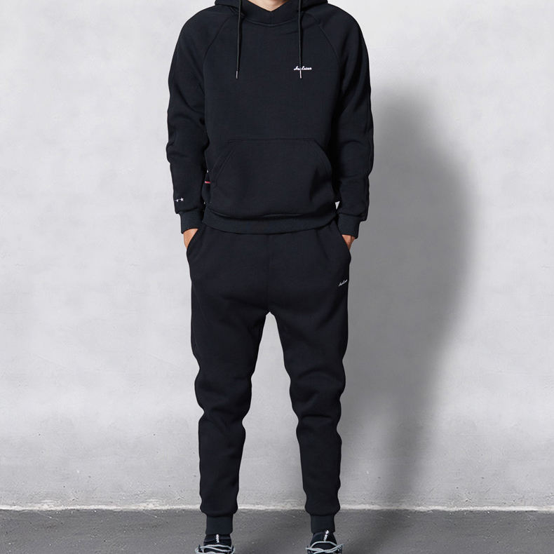 Tracksuit Custom Logo Designs For Men Mens Polyester Tracksuit