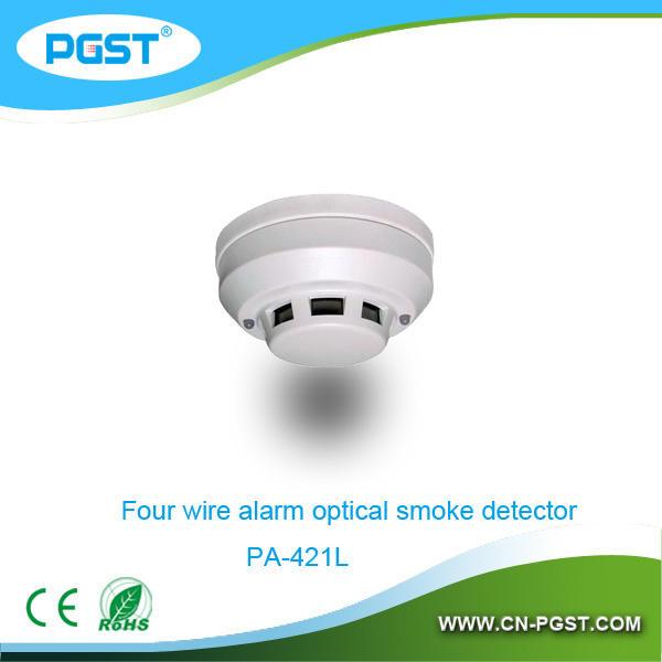 Многофункциональный дым и тепловой извещатель en14604 портативный детектор дыма