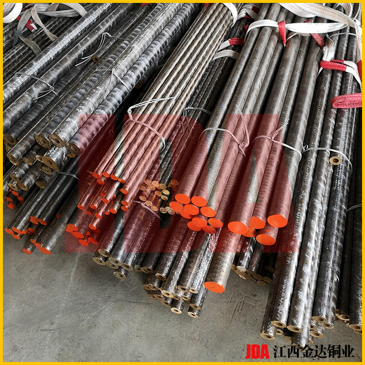Continuous Casting Bronze Copper Round Bar