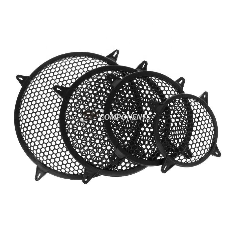 Universal Subwoofer Grill Grille Guard Protector Capa 6