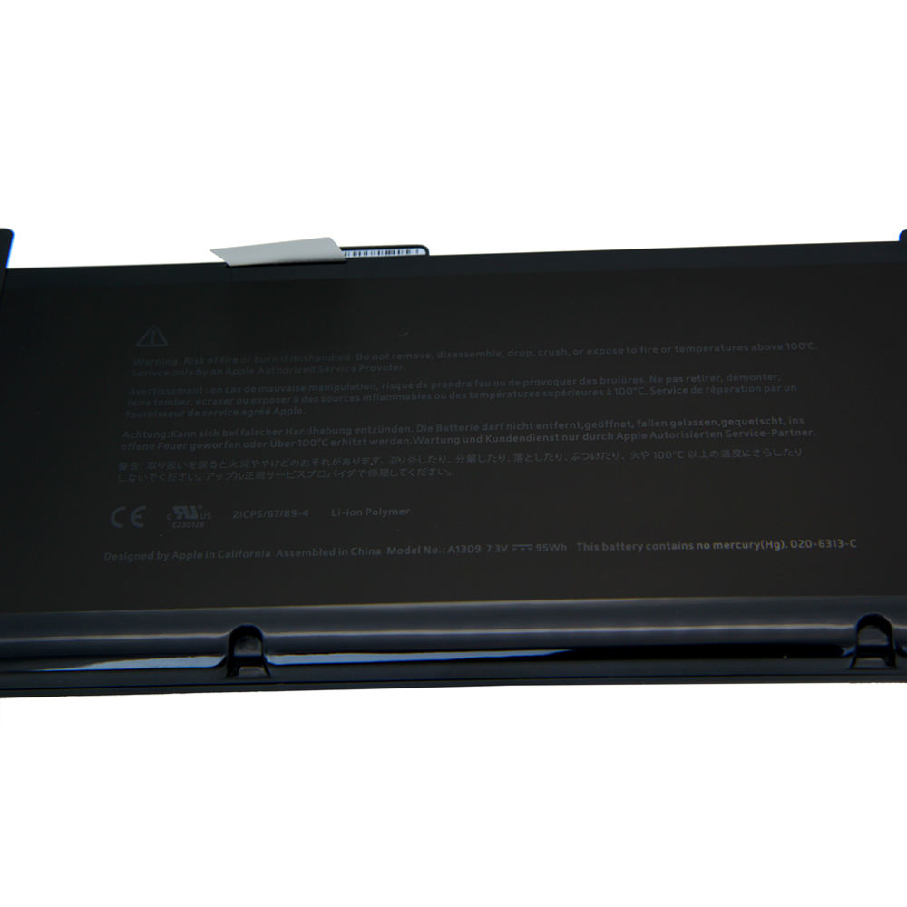 New Battery for macbook pro 17