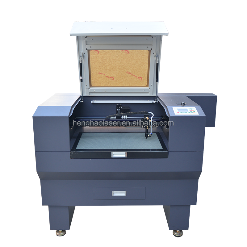 9060 High speed 3d preço da máquina de corte a laser/corte a laser armas
