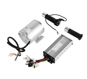 48V 72 1800 V 3000W Brushless DC motor do carro Elétrico kit