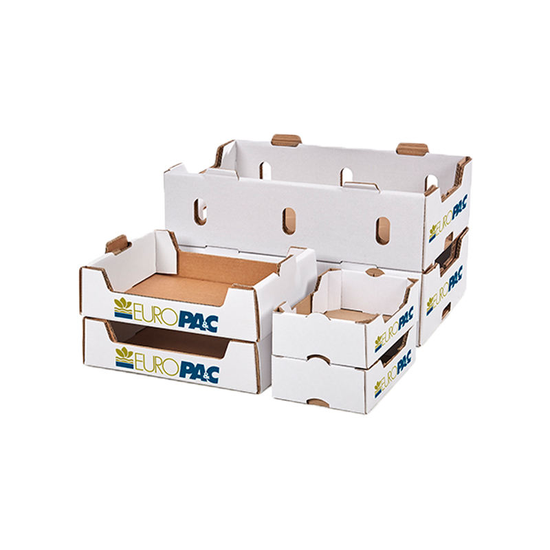 Personalise Logo Pattern Printing Fruit Vegetable Shipping Carton Corrugated Cardboard Box