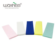 Non-woven Hair Removal Paper Depilatory Epilator Wax Strips for Waxing Use
