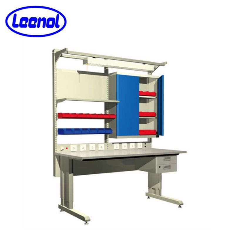 LN-TF08 workstation ESD ESD bancada industrial