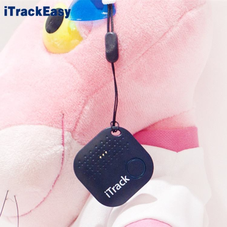 iTrack Motion Anti-theft Backpack Crowd Tracker BLE Key Finder Whistle