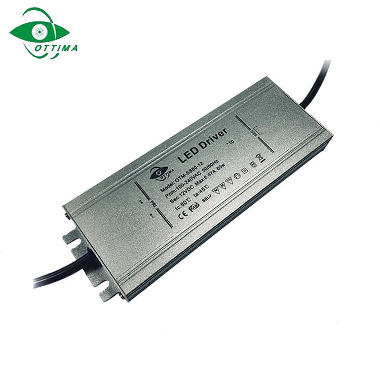 wholesale in china 12v 24v led power supply constant voltage 100w led driver
