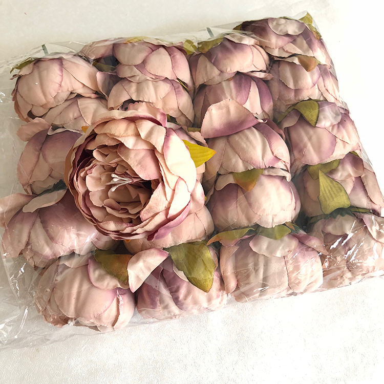 IFG high quality peony silk flower heads wholesale