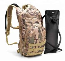 Military 3 Enhanced MOLLE Hydration Pack with 3L water bladder