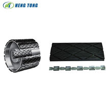 Rubber Pulley Lagging, Rubber Lagging