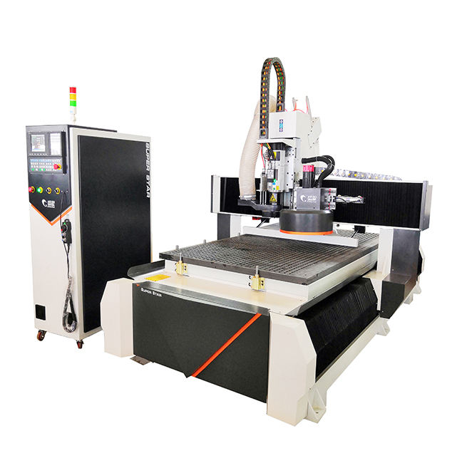 Direct manufacturer CNC 3d engraving machine ATC 1325 wood router