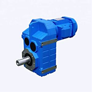 Parallel shaft helical gear units F series
