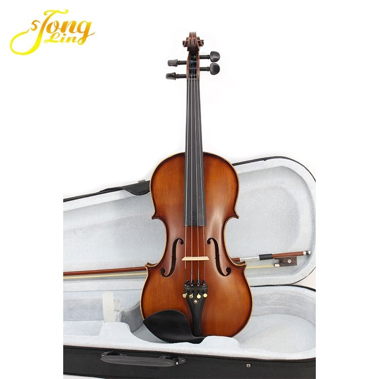 The High Quality Cheap Prices Flamed Students Beginners Violin Sale in China TL003-3
