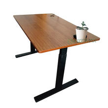 Electric Sit And Stand DeskTop,Height Adjustable Furniture Desk Table Top,office desk