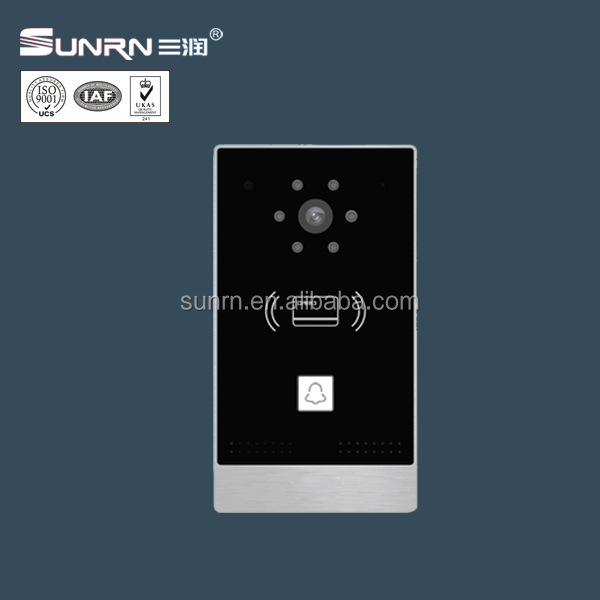 Villa IP Video Intercom Multi Appartement Alarm Video Deurtelefoon Commax