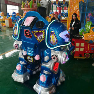 2020 newest shopping mall walking robot rides for sale kids ride on toys electric robot