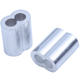 1.5 aluminum sleeve for Steel Wire Rope Swage Clip