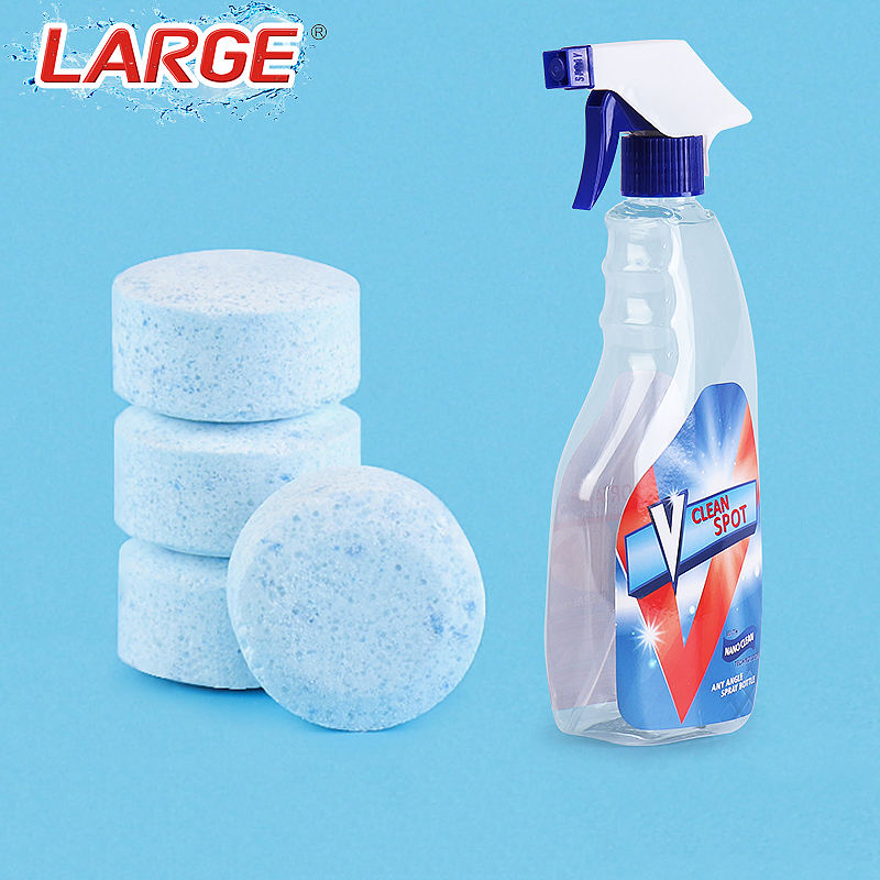 Bathroom Cleaner Rust Stain Limescale Remover