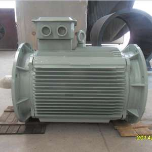 100kW Low Speed rpm Permanent Magnet Generator